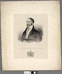 Anthony Montonnier Hawkins Esqre. M.D
