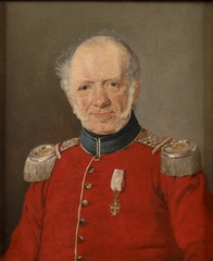 Portrait of Colonel von Darcheus