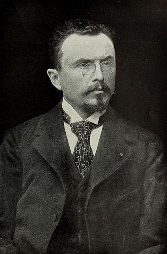 Gabriel Hanotaux - Portrait of Gabriel Hanotaux