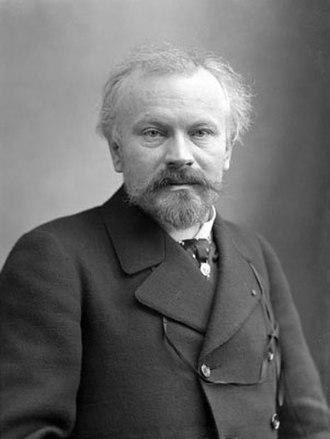 Ligue de la patrie française - Image: Portrait of Jules Lemaître