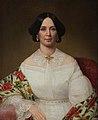 Portrait of Matilda Hanger by Henry Byrd, circa 1856.jpg