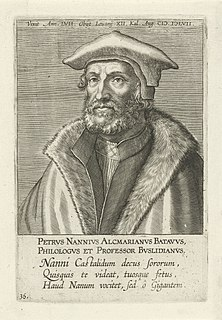 Petrus Nannius