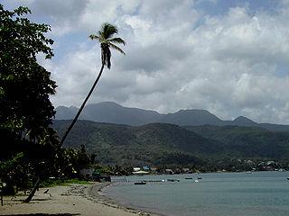 Saint John Parish, Dominica Parish in Dominica
