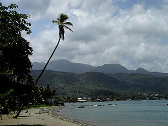 Saint John Parish, Dominica - Prince Rupert Bay, near Portsmouth