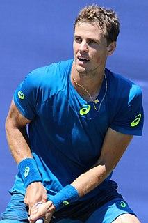 Vasek Pospisil Canadian tennis player