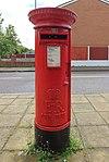 Post box at Dursley, Whiston, Merseyside.jpg