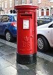 Post box on Mount Pleasant near Rodney Street.jpg