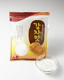 Asian potato starch