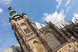 Prag, Prager Burg, Veitsdom -- 2019 -- 6653.jpg