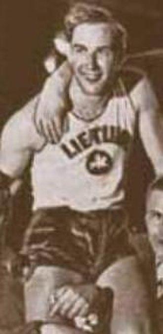 Pranas Talzūnas - Pranas Talzūnas in 1937