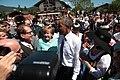 President Obama visits Krün in Bavaria IMG 1263 (18665972235).jpg