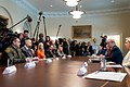 President Trump Holds a Roundtable on Human Trafficking (46037393665).jpg
