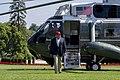 President Trump at Camp David (48120699071).jpg