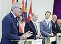 Pressekonferenz zum Treffen der deutschsprachigen Finanzminister am 25.8.2020 (50266678471).jpg