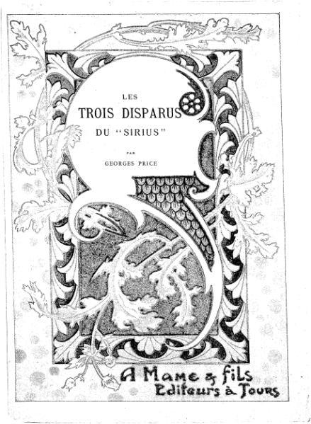 File:Price - Les trois disparus du Sirius, Mame, 1902.djvu