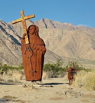Galleta Meadows Estate - Priest and Cross