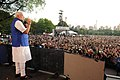 Prime Minister Modi at the Global Citizens Festival in Central Park, New York City.jpg