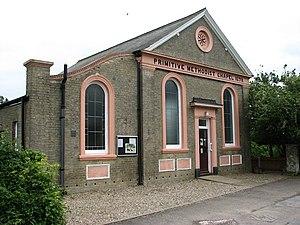 Halvergate - Image: Primitive Methodist Chapel geograph.org.uk 820906