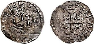 Henry of Scotland - Image: Prince Henry of Scotland 1139 692124