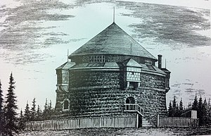 Prince of Wales Tower - Image: Prince Of Wales Tower, Halifax, Nova Scotia