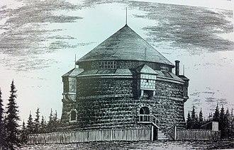 Prince of Wales Tower - Image: Prince Of Wales Tower, Halifax, Nova Scotia