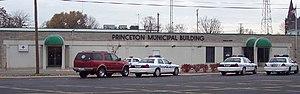 Princeton, Indiana - Princeton Municipal Building