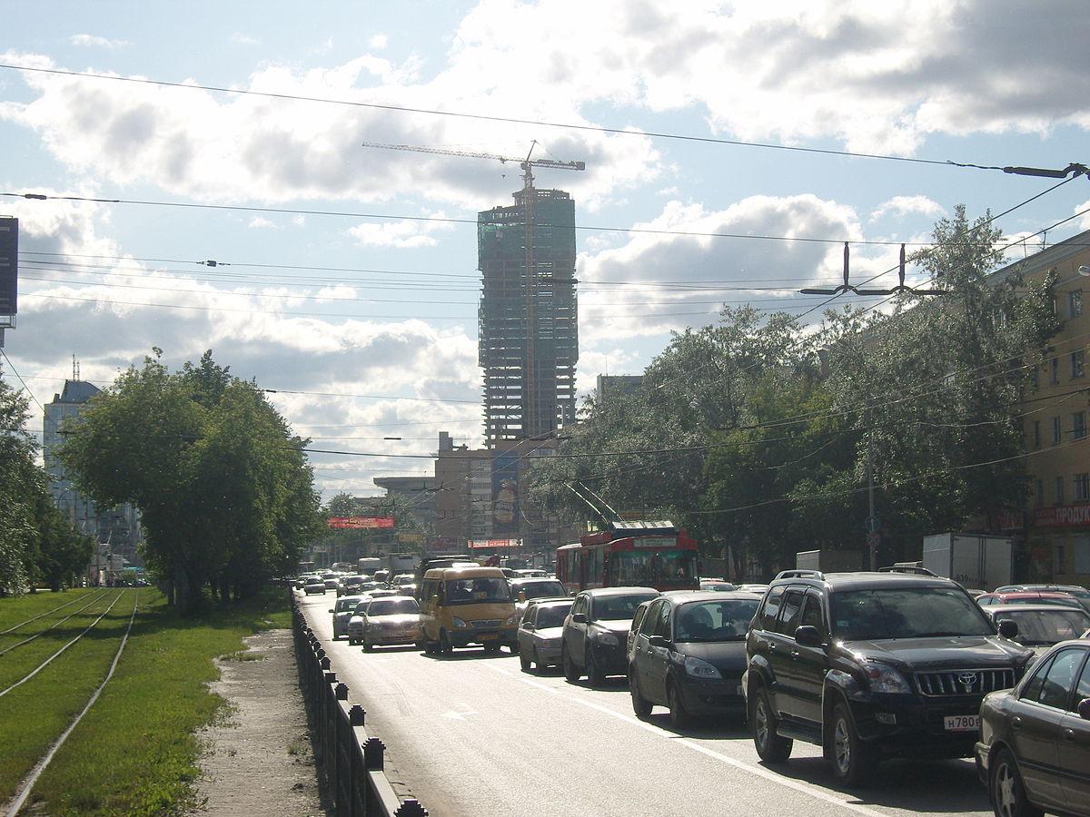 застройка центра екатеринбурга ул энергостроителей