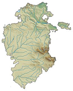 Provincia de Burgos relieve location map.jpg