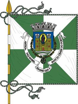 Flag of Porto