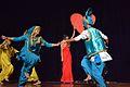 Punjabi Dance - Opening Ceremony - Wiki Conference India - CGC - Mohali 2016-08-05 6390.JPG