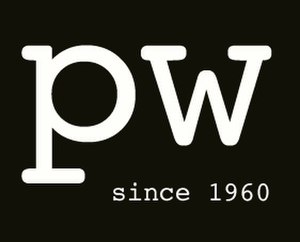 Production Workshop - Image: Pw logo black