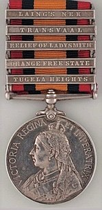 Queen's South Africa Medal with 5 clasps, obverse.jpg