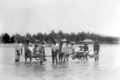 Queensland State Archives 5787 Home Secretarys inspection visit to Mapoon June 1931.png