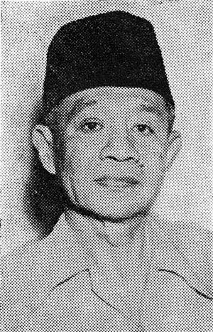 Raden Adipati Aria Muharam Wiranatakusumah - Wiranatakusumah, 1954