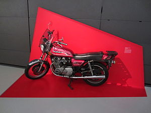 RAF-Motorrad-Buback