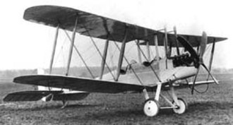 Royal Aircraft Factory B.E.2 - B.E.2c