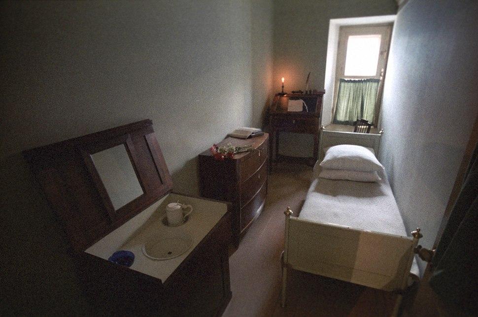 RIAN archive 786660 Room No.14 in Tsarskoye Selo Lyceum