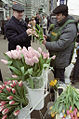 RIAN archive 79482 Muscovite buys tulips to mark March 8.jpg