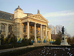 RO IS Iasi , National Theatre.JPG