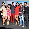 Race 2 cast at press conference (cropped).jpg