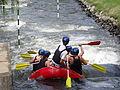 Rafting al Parc Olímpic del Segre - 2014 - 02.JPG