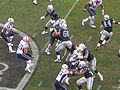 Raiders on offense at New England at Oakland 12-14-08 4.JPG