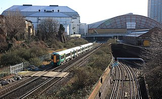 Lillie Bridge Depot