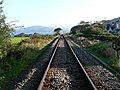 Railway at LLyngwril - geograph.org.uk - 1574286.jpg
