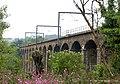 Railway viaduct near Lesbury - geograph.org.uk - 1366480.jpg
