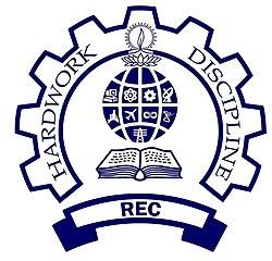 Official Logo Of Rajalakshmi Engineering College