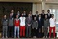 Rajoy recibe al equipo español que ha participado en los JJOO de Invierno 01.jpg