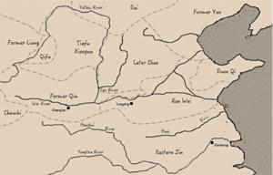Ran Min - Ran Wei in 350 AD
