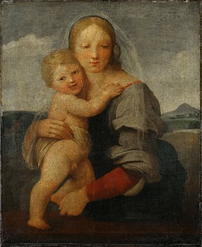 Raphael - Mackintosh Madonna.JPG