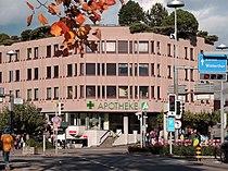 Rapperswil - Sonnenhof - Quellenhof-Obere Bahnhofstrasse 2013-11-09 14-28-14 (P7800).JPG